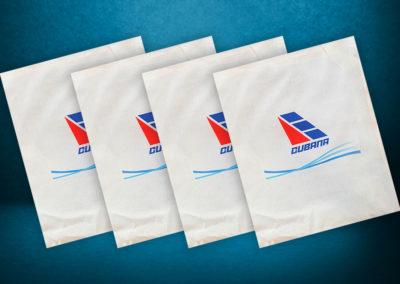 Impresión sobre bolsa de lienzo