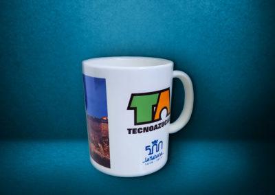 Productos: jarra personalizada para la empresa Tecnoazúcar con motivo del 500 aniversario de La Habana