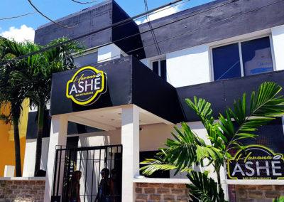 Diseño de Interiorismo: Club nocturno Ashé